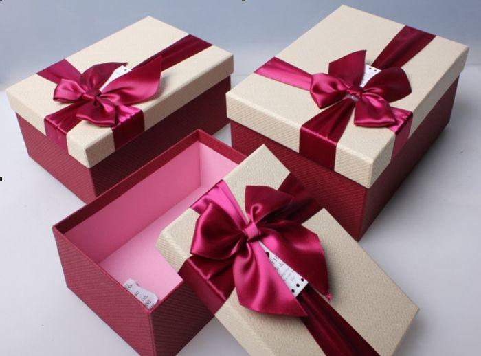 Подарочные коробки ручной работы заказать в Нижнем Новгороде