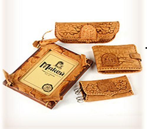 Художественные изделия из кожи студии «Макей» заказать в Нижнем Новгороде