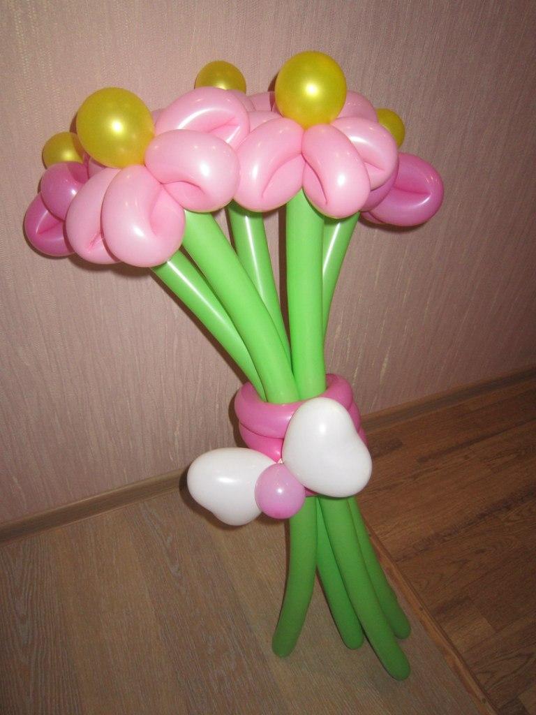 Букеты из воздушных шаров купить в Нижнем Новгороде