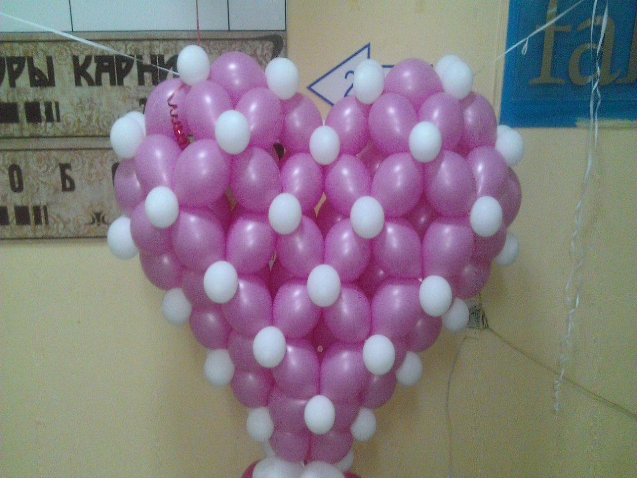 Купить композицию из воздушных шаров в Нижнем Новгороде