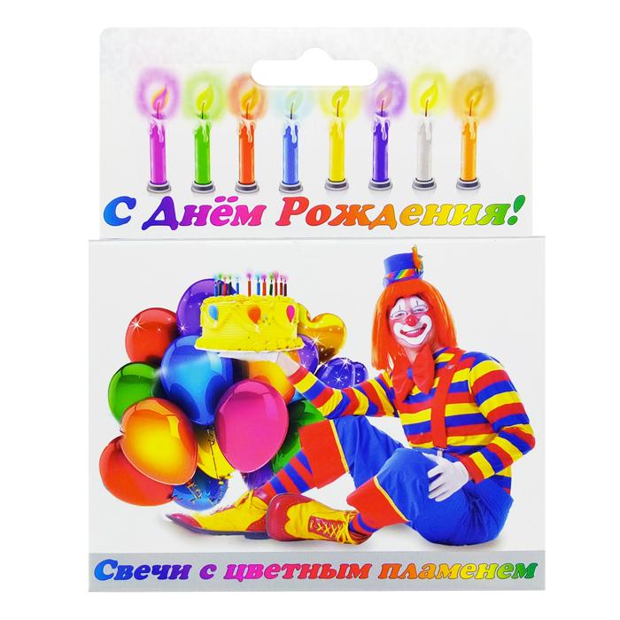 Свечи С Днем Рождения купить в Нижнем Новгороде