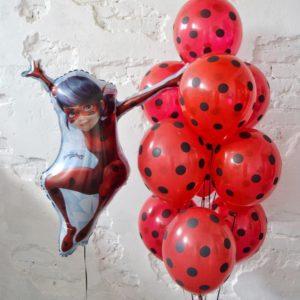 Заказать композицию из воздушных шаров в Нижнем Новгороде