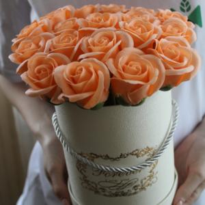 Заказать букет из мыльных роз в Нижнем Новгороде