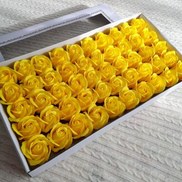 Букет из мыльных роз заказать в Нижнем Новгороде