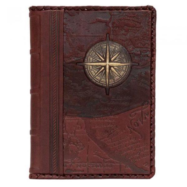Заказать Ежедневник из кожи А5 в Нижнем Новгороде