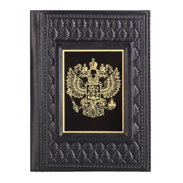 Обложка для паспорта VIP подарок заказать в Нижнем Новгороде