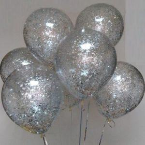 Купить Воздушный шар С КОНФЕТТИ в Нижнем Новгороде